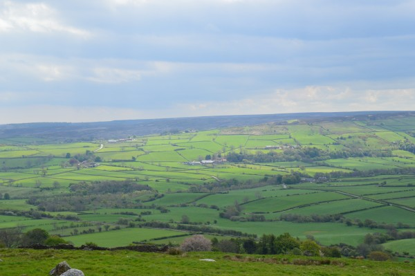Driving Home From Danby, in the North York Moors National Park